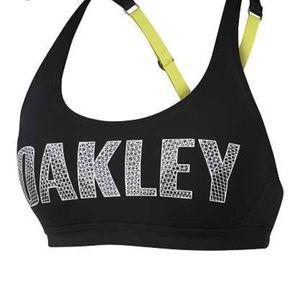 Oakley Warrior Printed Sports Bra